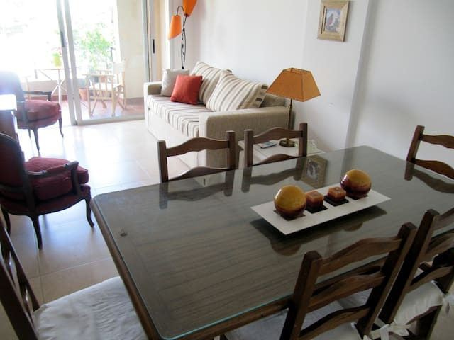 Nice and sunny apart-Saavedra-CABA - Buenos Aires - Appartement