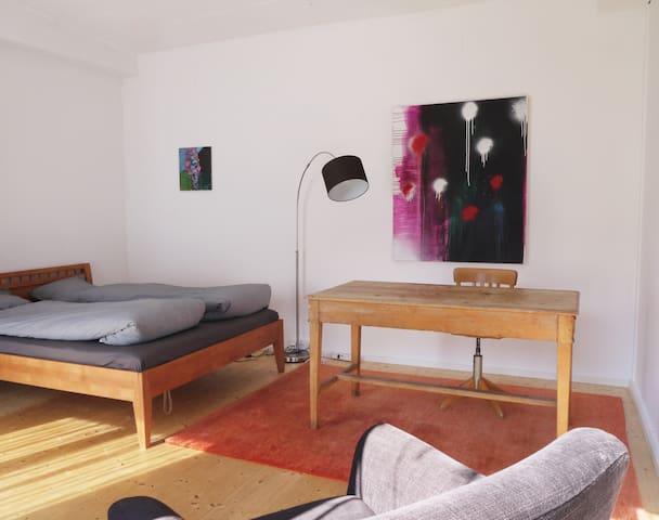 Gartenhaus 집 렌트합니다. - Zürich - Hus