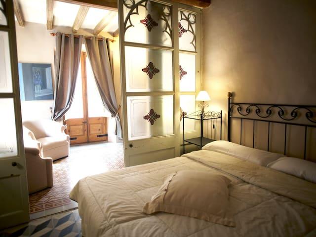 Habitación Doble - Borredà - Bed & Breakfast