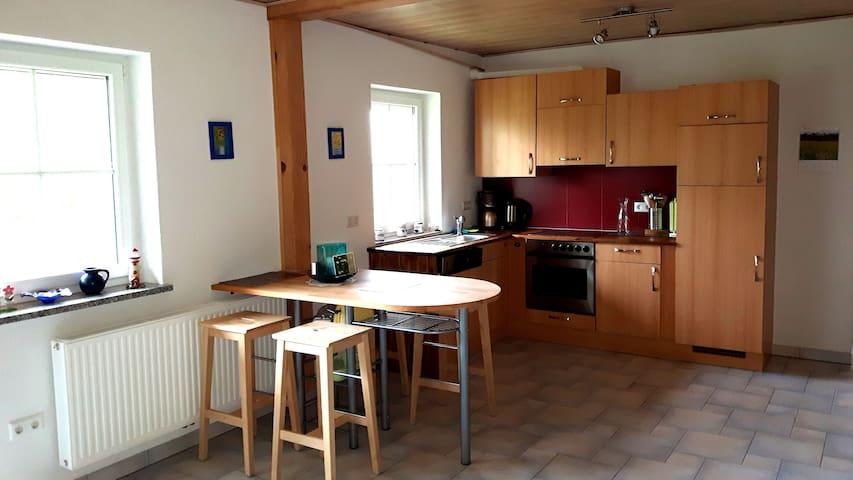 Ferienwohnung Nordsee im Schwarzwald, Wieden - Wieden - Apartamento
