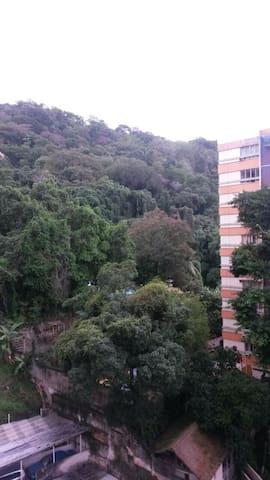 Studio (Kitinete) MOBILIADA em Laranjeiras - Rio de Janeiro - Wohnung