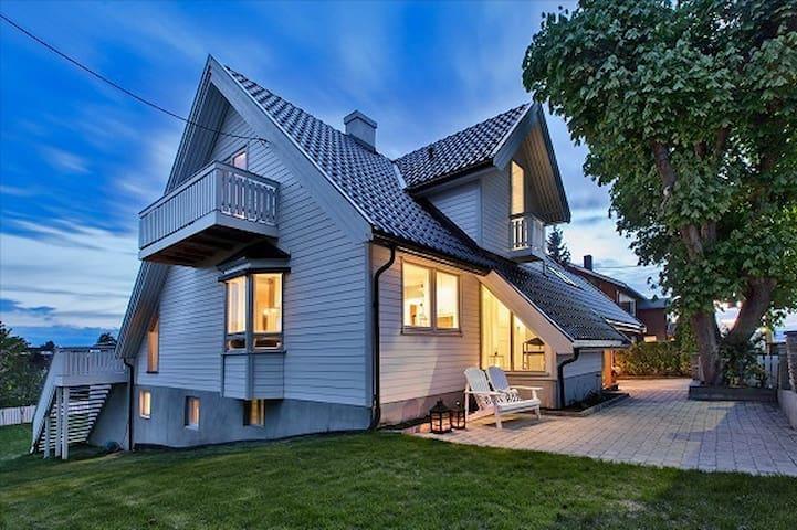 Solfylt, familievennlig bolig - Oslo - Maison