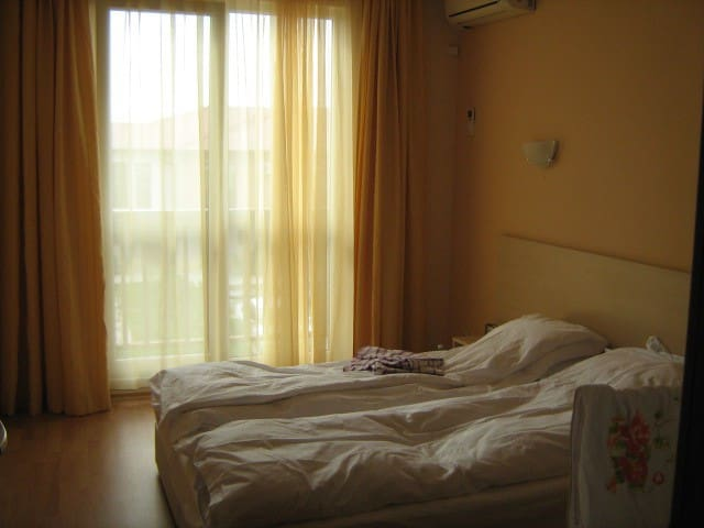 Nice apartment close to Black Sea Bulgaria - Rogachevo - Departamento