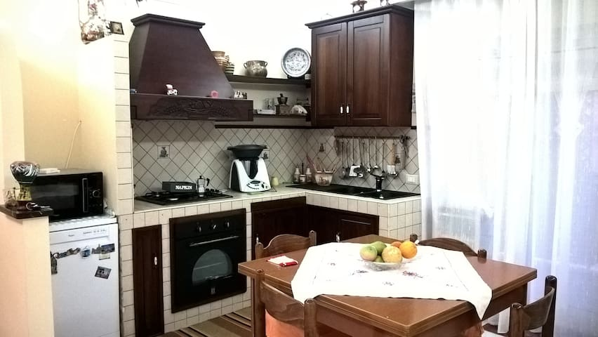 Beautiful Apartment, Racalmuto, Agrigento - Racalmuto - Daire
