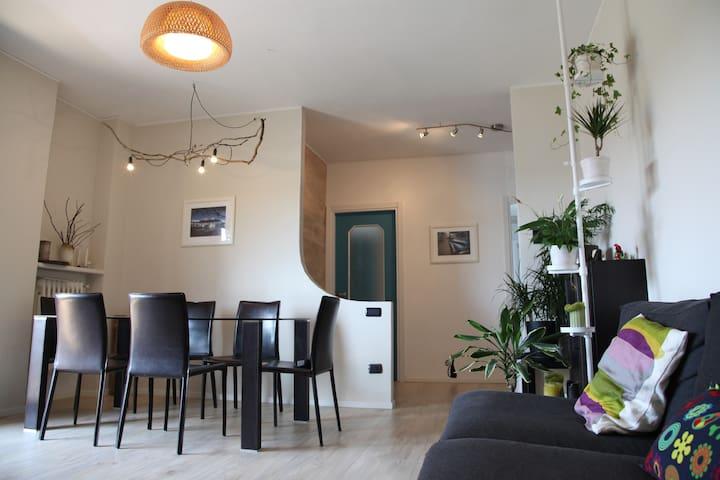 lovely apartment near Gardaland and - Castelnuovo del Garda - Leilighet