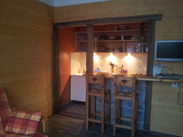 Familial et chaleureux au Revard - Pugny-Chatenod - Appartement