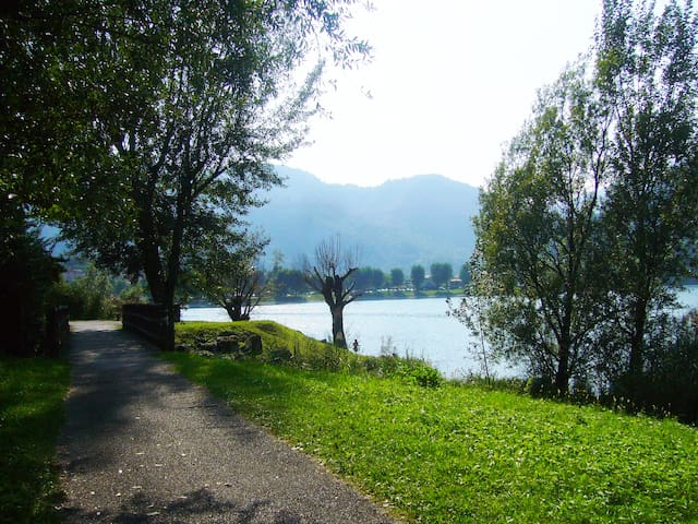 Appartamento a due passi dal lago - Idro - Lägenhet