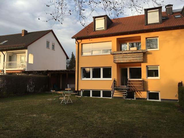 Newly renovated apartment near Munich - Fürstenfeldbruck - Huoneisto
