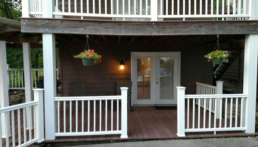 Cozy Country Single Room Flat - Hamilton - Casa