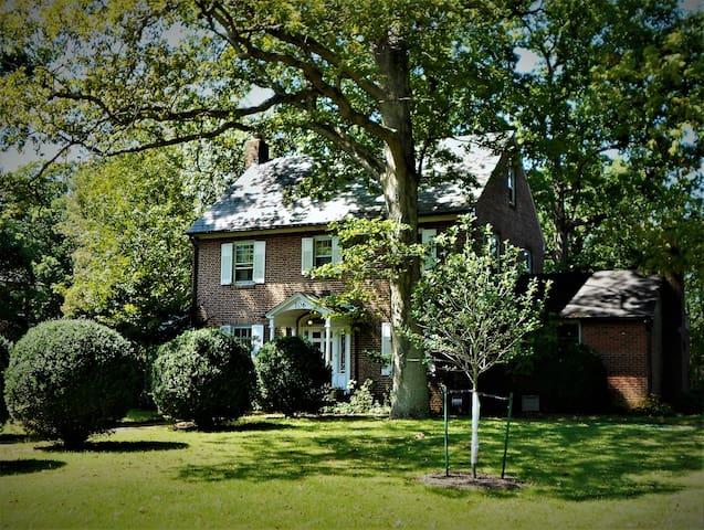 Rollingside: Two-Room Guest Suite - Catonsville - Dormitorio para invitados