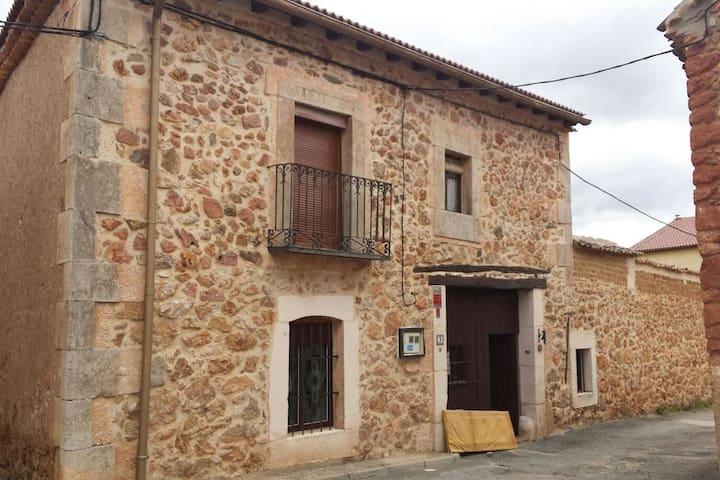 La casita de Araceli (habitaciones) - Honrubia de la Cuesta - Huis