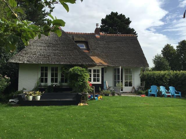 Close to the Beach and Amsterdam - Castricum - Villa