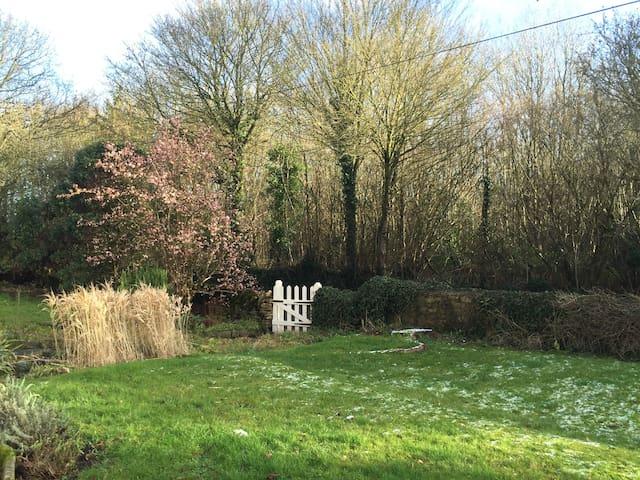 'The Old Dairy' rural cottage near Bath & Longleat - Westbury - Hus