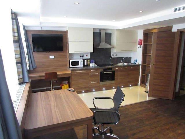 2 bedroom apartment/studio flat in Watford - Watford - Apartamento