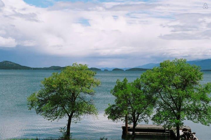 2Bd Condo Spectacular Lake View - Polson