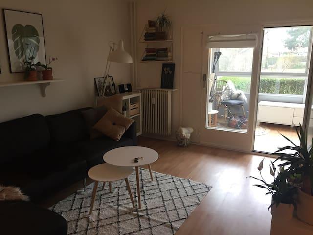 Central hyggelig lejlighed - Næstved - Apartamento