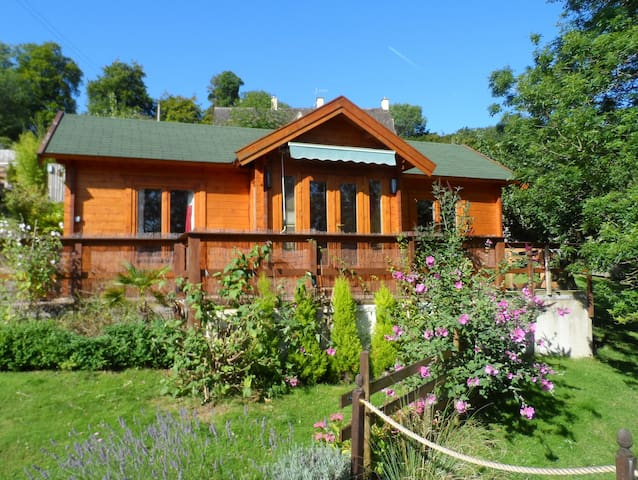 Cosy cabin next to Bownham Common - Stroud - Stuga