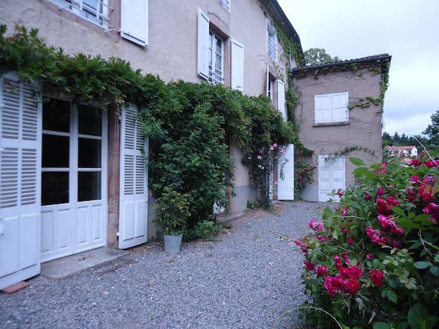 Gîte Maison de Famille - Les Halles - Casa