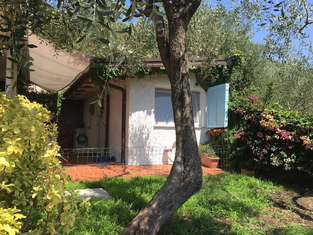 Pretty little chalet with sea view - Lerici