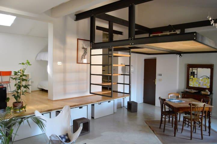 Casa Riccio - Open space - Mantova - Loft