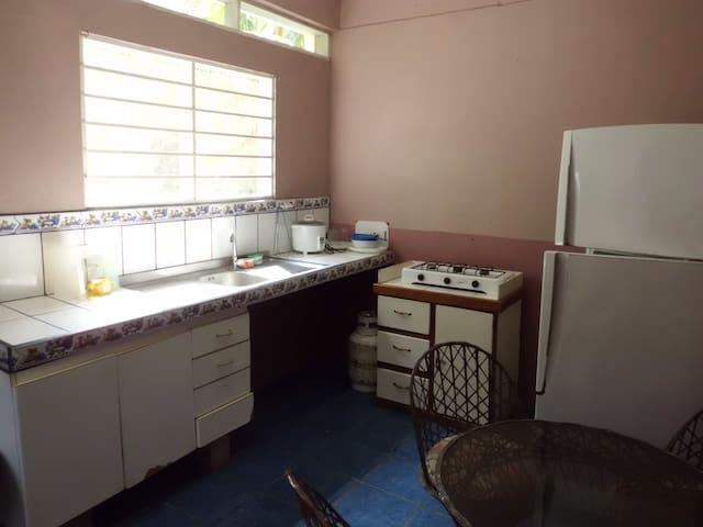 Lindo Apartamento  a 50mts de la playa de Tambor - tambor - Appartement