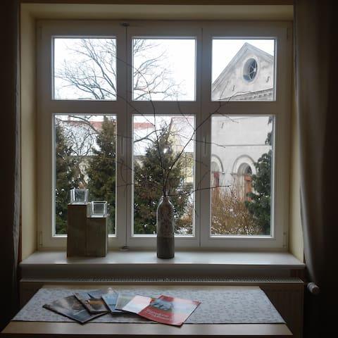Maisonette in großem alten Bauernhaus - Hansestadt Havelberg - Maison