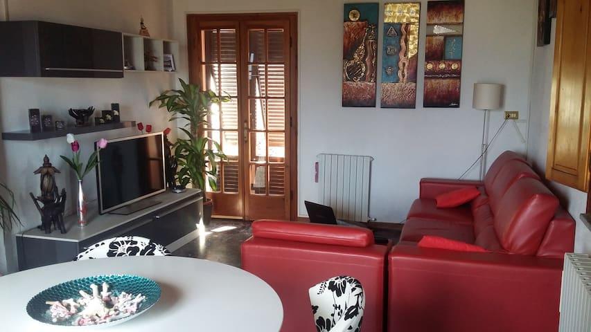 A wonderful apartment close toLucca - Cardoso di Gallicano, Lucca - Apartamento