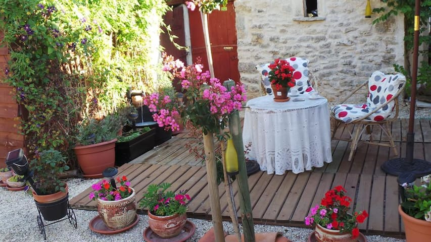 Rural Gîte - Blanzay - Hus