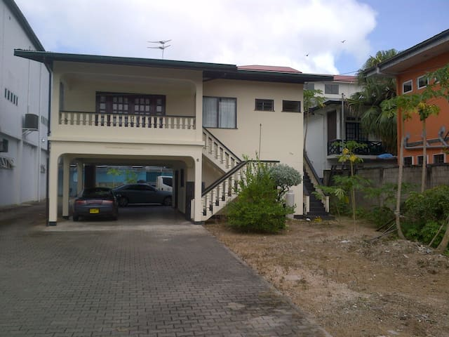 Appartement in SUP gebied - Paramaribo