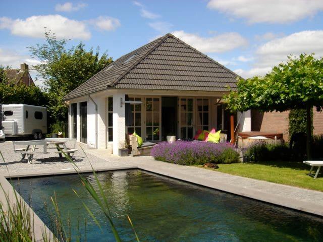 Luxe gastenverblijf nabij Breda - Teteringen - Apartamento
