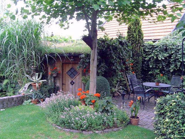 Log cabin 't Hazenleger - Zwolle - Pondok