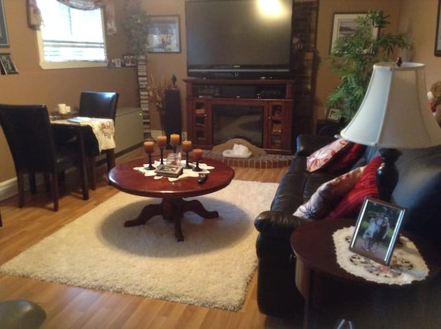 Spacious Private Level - Lower Sackville - Huis
