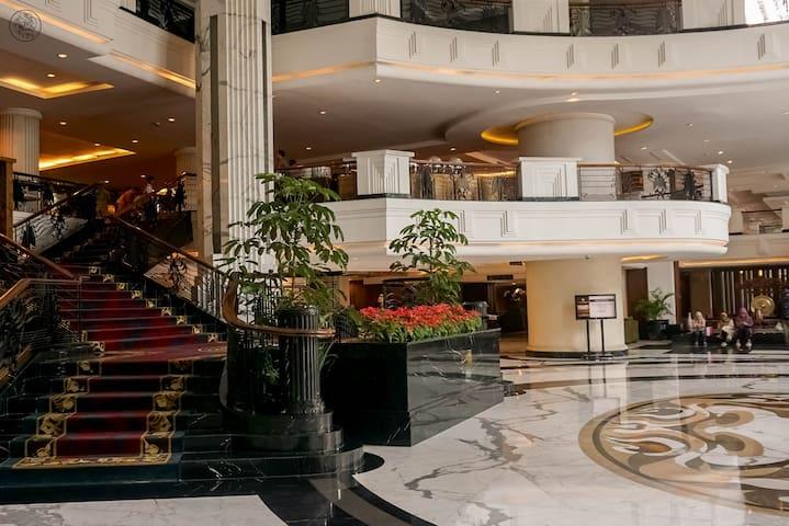 Luxurious Apartment In Bandung City - Sumur Bandung - Daire