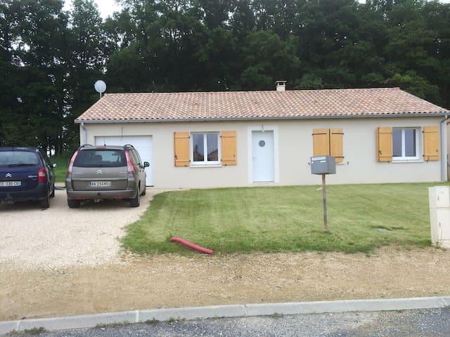 Maison familiale au coeur de la Vienne - Saint-Julien-l'Ars