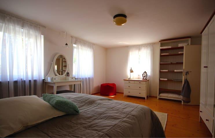 Altes Haus zum Wohlfühlen, Parterre - Usingen - Appartement