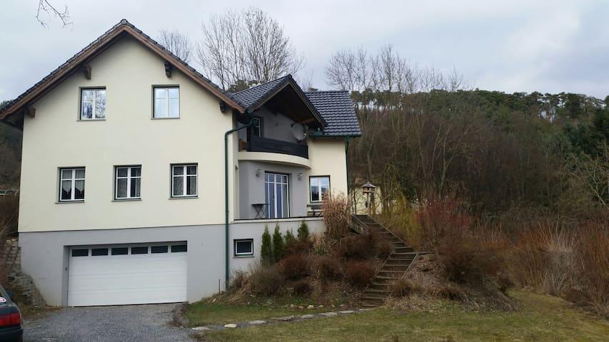 Luxuriòses Wohnen in Top-Lage nàhe Wachau - Artstetten - Ev