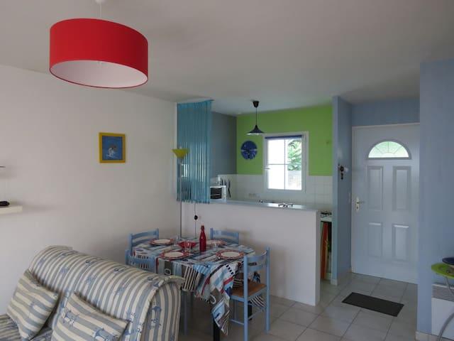 Maison a 50 m. de la mer et du port - Jard-sur-Mer - Villa