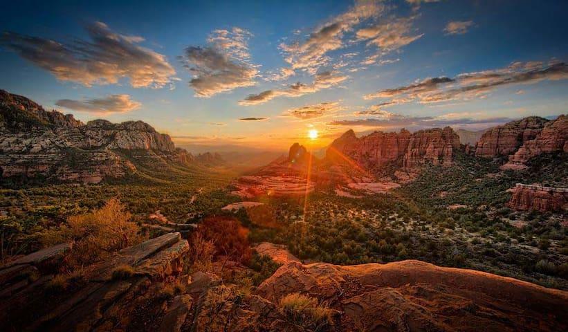 Renta Tent-The Magical Sedona Adventure!!! - Sedona - Çadır