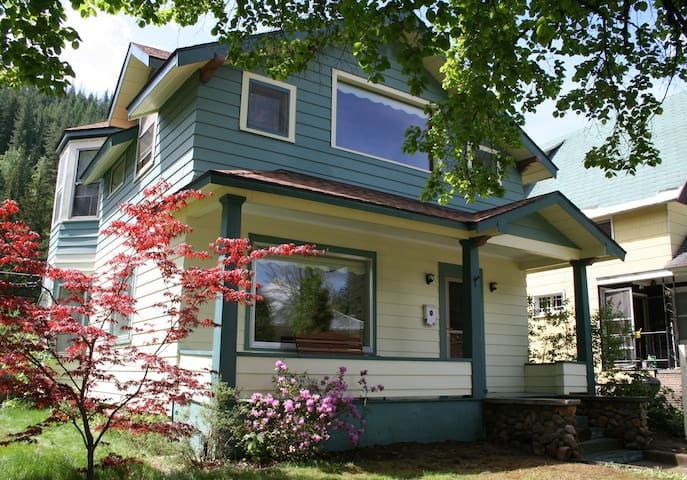 The Bungalow @ 214 Cedar - Wallace - Domek parterowy