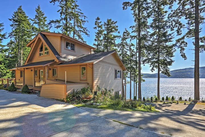 3BR House on Discovery Bay - Port Townsend - Casa