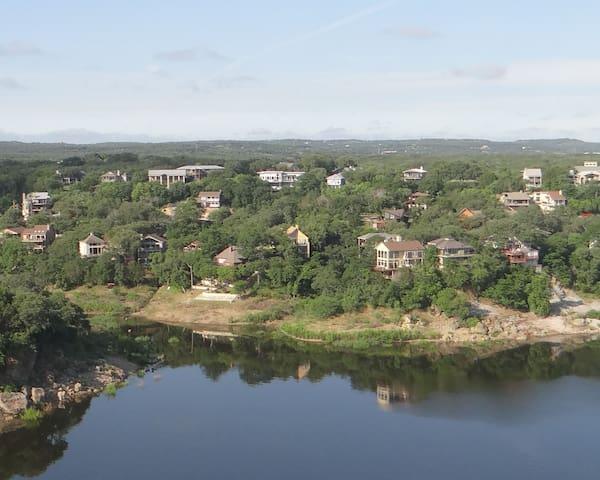 Lake Travis Rental - Spicewood - Dom
