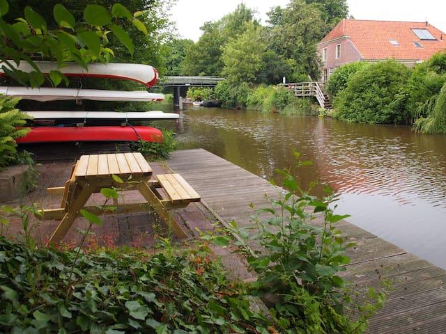 Kom naar NW-Groningen tussen Lauwersmeer en Wadden - Wehe-den Hoorn