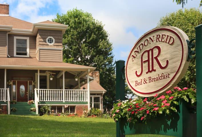 Andon-Reid Inn B&B - Carriage House Suite - Waynesville - Bed & Breakfast