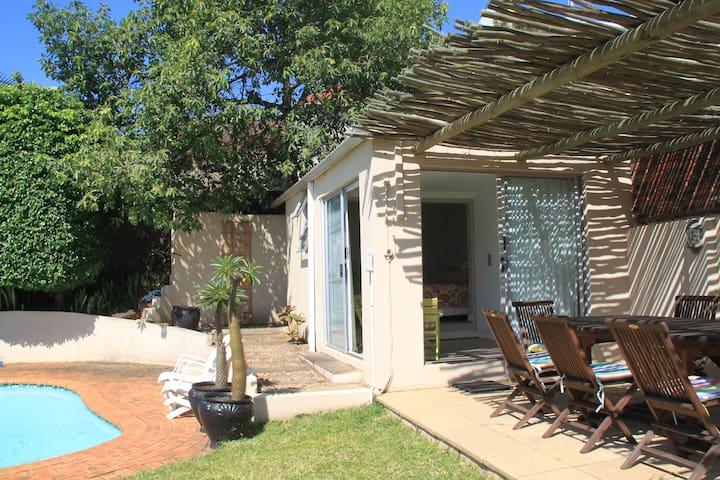 The Pool House, Berea, Durban - Berea