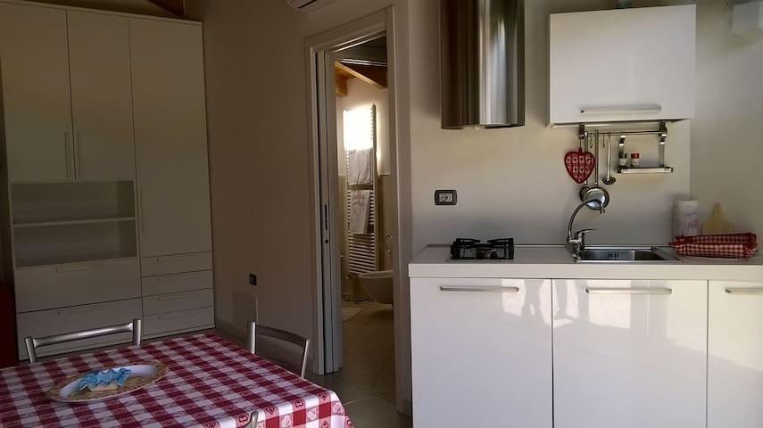 La casa di Wilma - Mezzarro - Apartamento