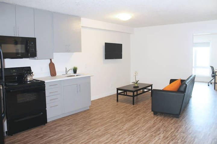 Stay with ease, do as you please number two! - Edmonton - Apartemen