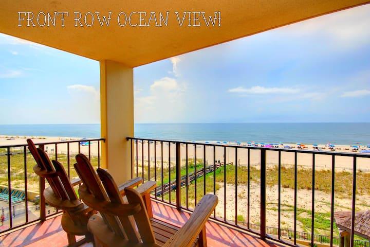"""Sun 'n Sea"" Touch the ocean close, 1BR Bunks/Pool - オレンジ・ビーチ - コンドミニアム"