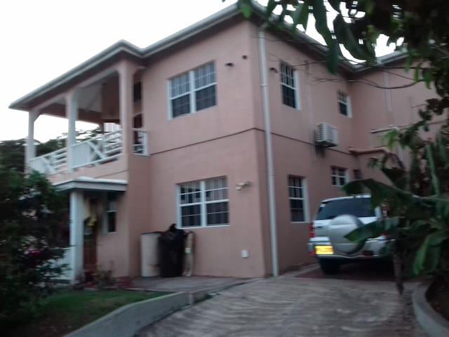 Williams villa - Becke Moui - Appartement