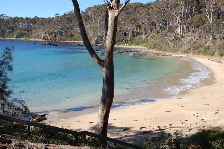 Ocean Rest, beach shack at Lilli Pilli - Lilli Pilli - Hus