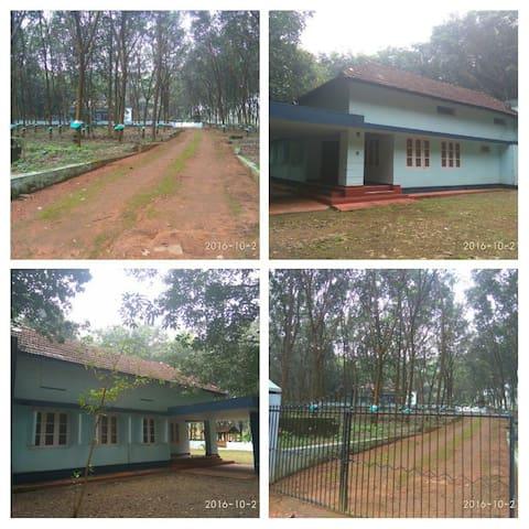 Rubber Estate Bungalow (Cochin) - Ponkutty